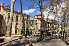 The town of Ceret
