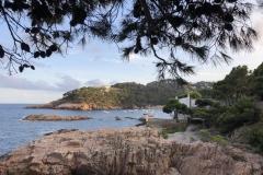Coves of the Costa Brava